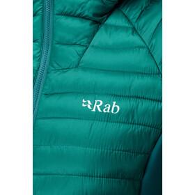 Rab Cirrus Flex Hoody Women, atlantis